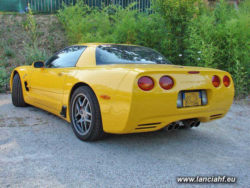 My 02 Corvette C5 Z06